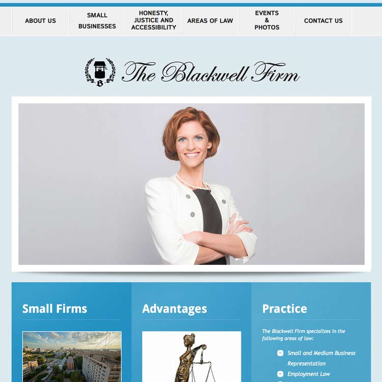 The Blackwell Firm