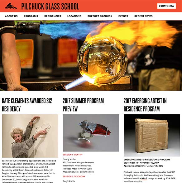 Pilchuck Glass School